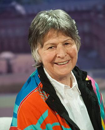 Prof. Uta Kutter, Foto: © Akademie für gesprochenes Wort